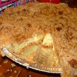 Buttermilk Custard Pie Allrecipes.com Had this pie on 4th of July ...