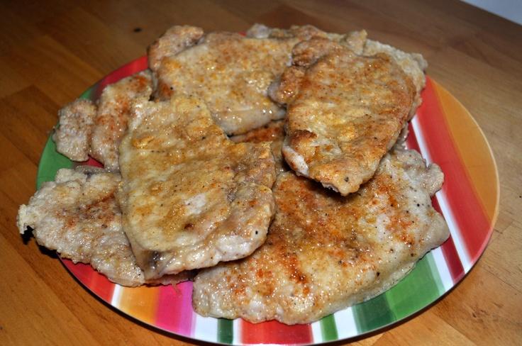 Pan Fried Pork Chops | Food | Pinterest