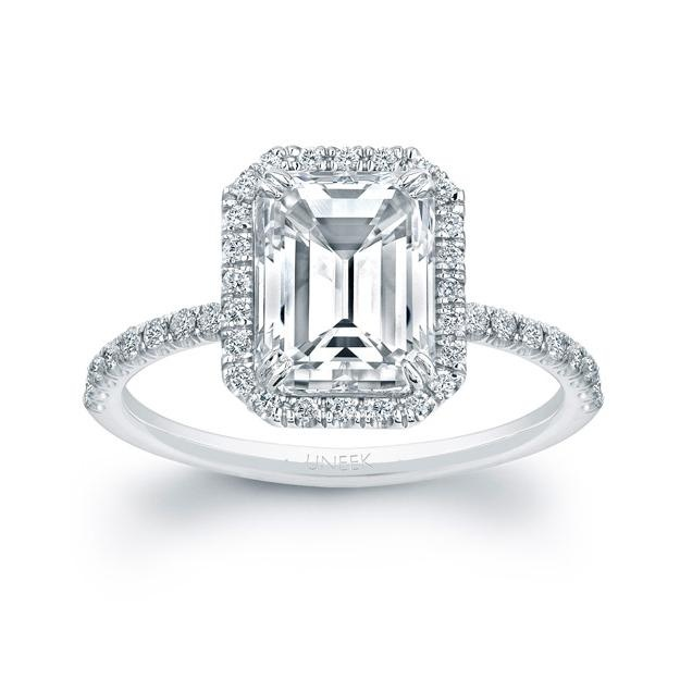Emerald Cut Diamond Engagement Ring My Style