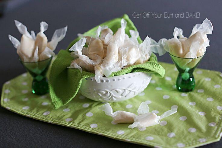 Homemade Saltwater Taffy! | Sweetness | Pinterest