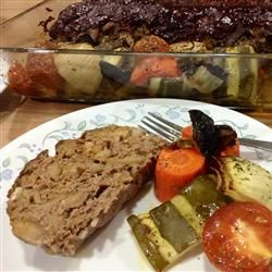 Mary's Meatloaf, I made this using ground turkey instead of beef and ...