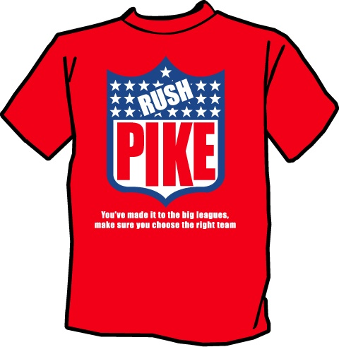 Pi Kappa Alpha Shirt Designs Bronze Cardigan