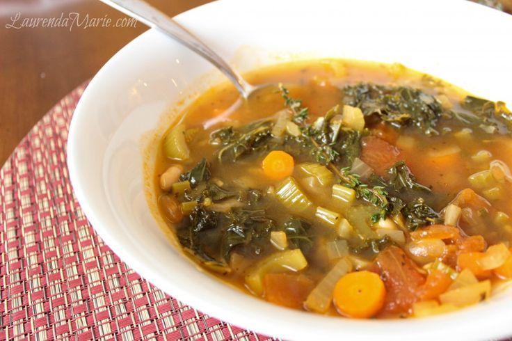 Kale Soup_WM3   Yum Yum   Pinterest