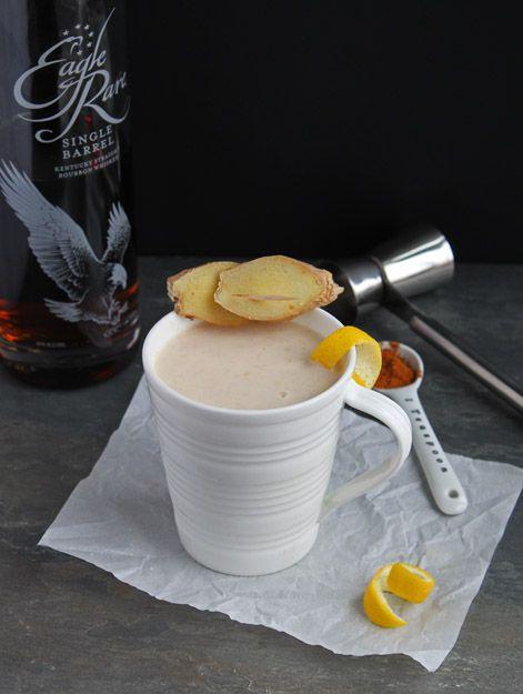 Bourbon Milk Punch | Recipe