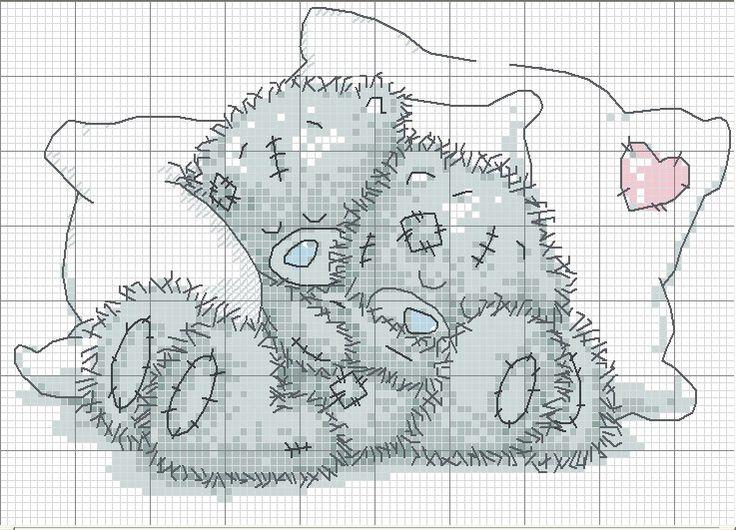Выкройка мишки тедди - уроки кройки и шитья