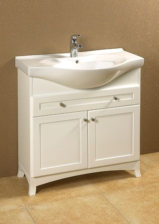 space saving vanity home things pinterest