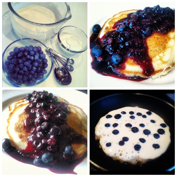 pancakes blueberry yogurt multigrain pancakes blueberry yogurt