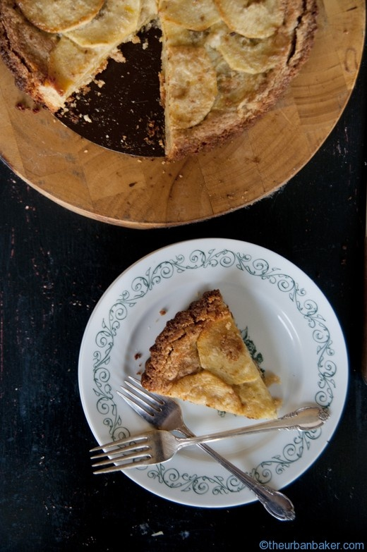 Brown Butter Apple Tart just in time for Thanksgiving | @Susan Salzman ...