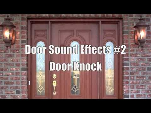 Door knock sound effect sounds pinterest for Door knocking sound
