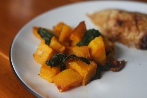 Kamut Berry Pilaf With Butternut Squash And Cauliflower ...