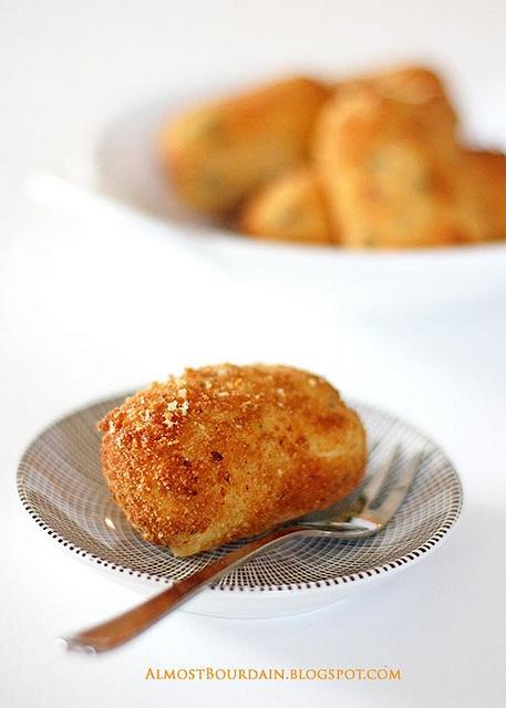 Potato Croquettes | Recipes | Pinterest