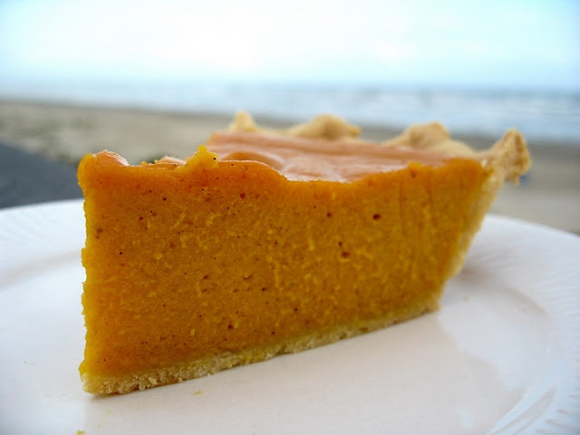So intrigued by sweet potato pie! Why have I never encountered it?