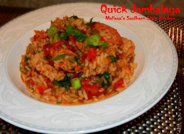 Quick Jambalaya