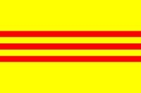 old vietnamese flag
