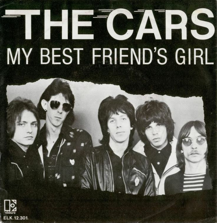 My best friends girl song in car