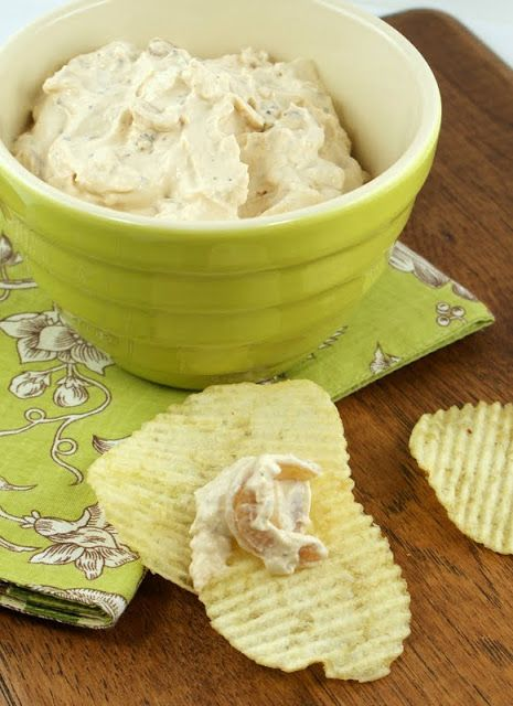 Authentic Suburban Gourmet: Ultimate Caramelized Onion Dip