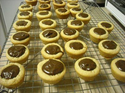 Fudge Puddles | Cookies | Pinterest