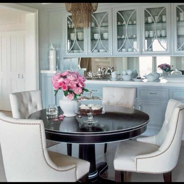 Small dining area  Decor Love...  Pinterest