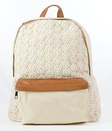 Crochet Backpack : Crochet Backpack