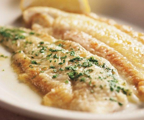 Sole Piccata — My Favorite Recipes — Medium