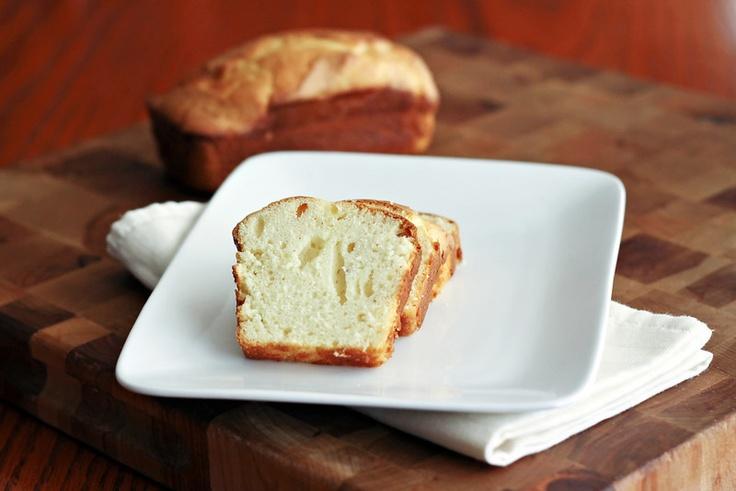 Eggnog pound cake. | Yummy yummy. | Pinterest