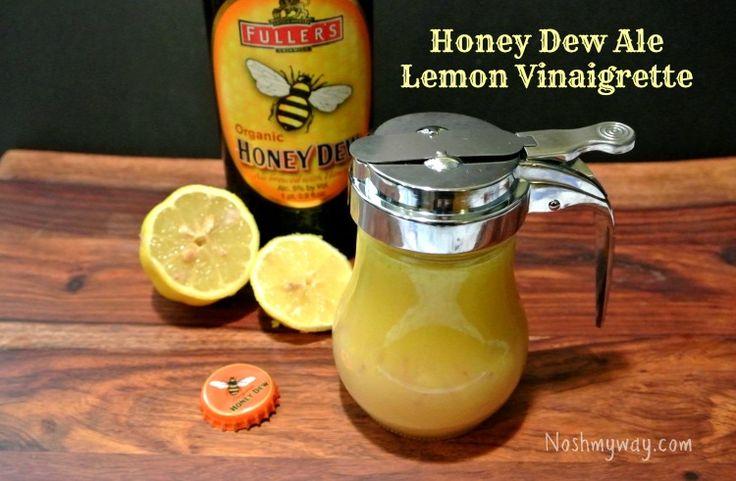 Honey Dew Ale Lemon Vinaigrette | Recipe