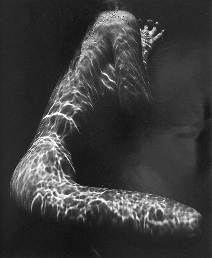 Brett Weston Underwater Nude C