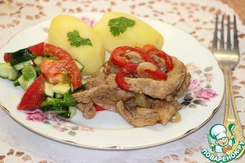 Свинина по старорусски рецепт