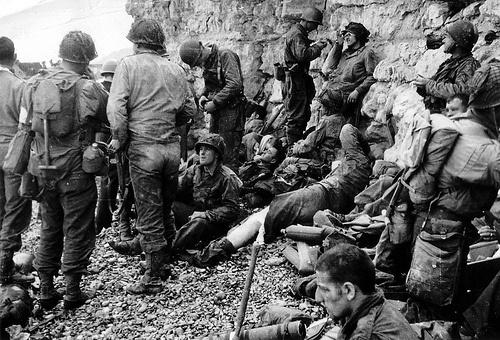 d-day landings in world war 2