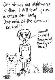 cat lady swag