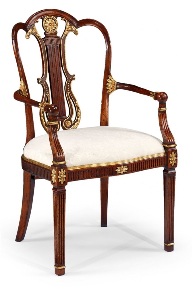 Empire Style Furniture High End Dining Chair