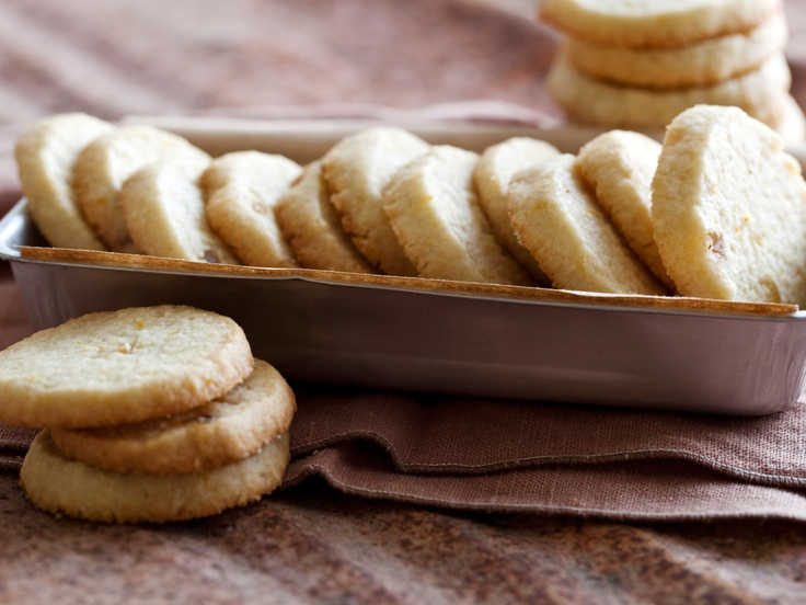 Almond Shortbread Cookies | Recipe