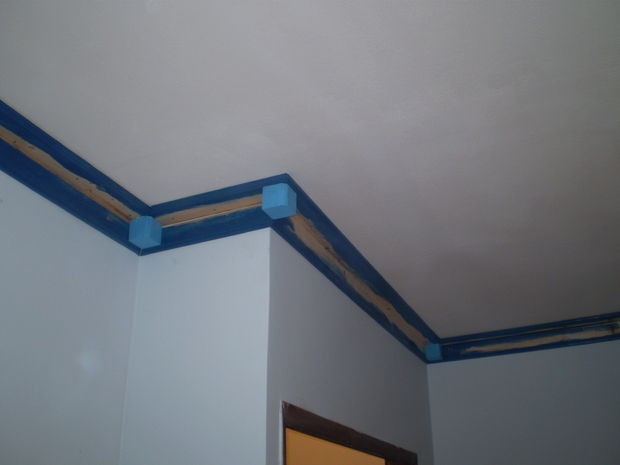 Diy Built Up Crown Molding For The Home Pinterest