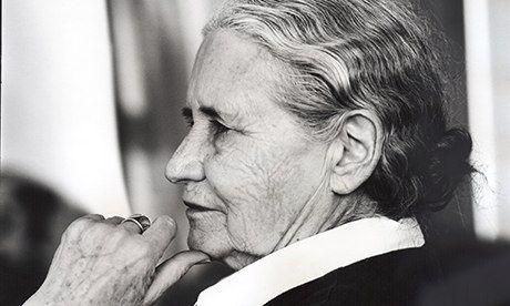 My hero: Doris Lessing by Margaret Drabble