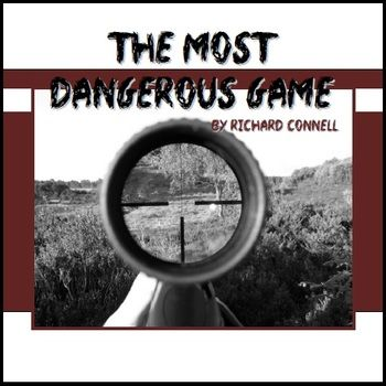 elements of literature in richard connell s Free essay: richard connell's the most dangerous game in richard connell's short story, the most dangerous game', the use of literary devices, found.