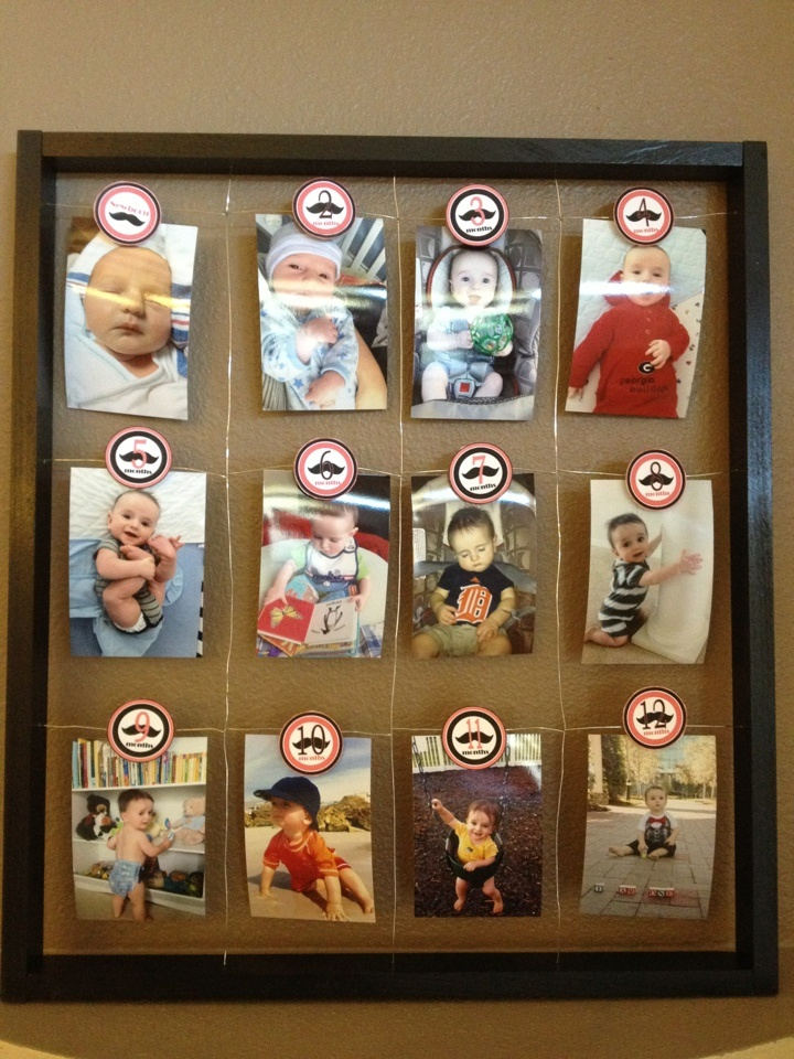 Pin by sarah abbott kankiewicz on party ideas pinterest - Picture frame without glass ...