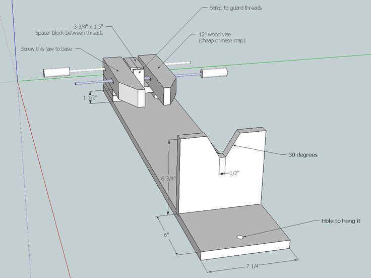 wooden gun vise plans Car Tuning