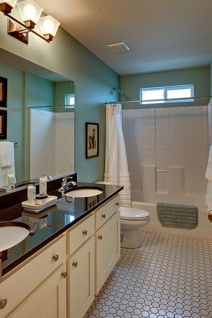 Bathroom Model Home Home Decor Pinterest