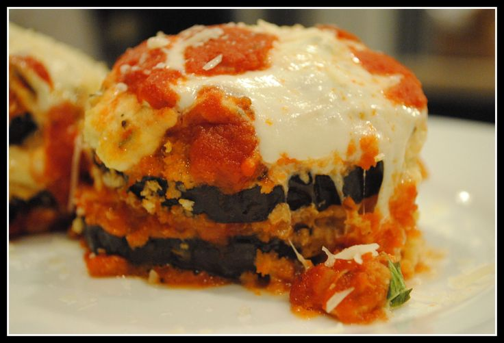gluten free eggplant parmesan | I'll take one of everything. | Pinter ...
