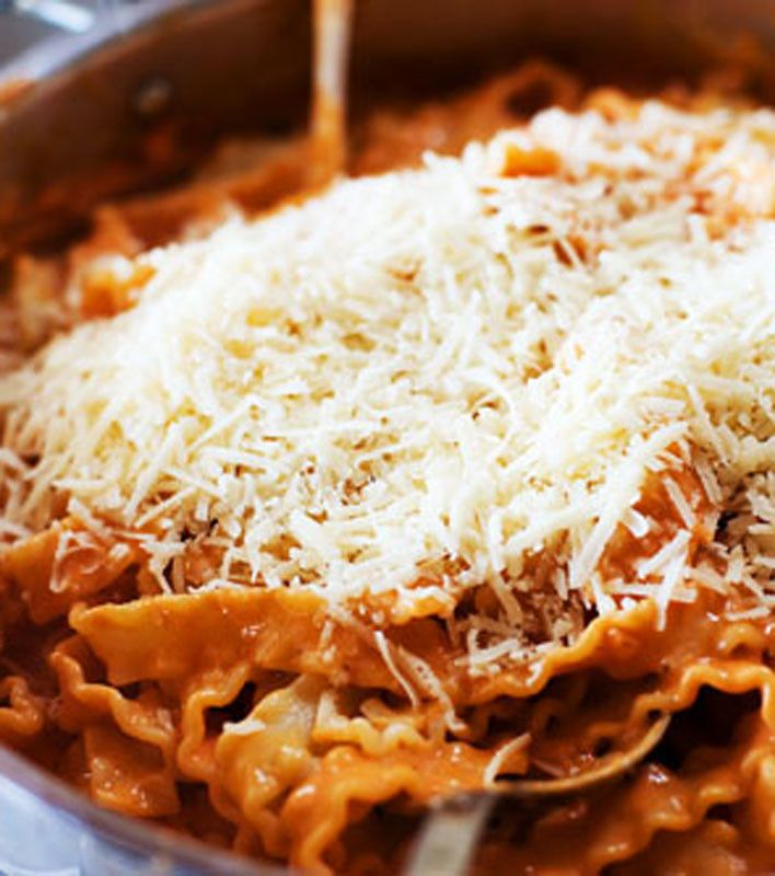 Pasta Alla Vodka | Treats to Try-Food, Cooking and Baking | Pinterest