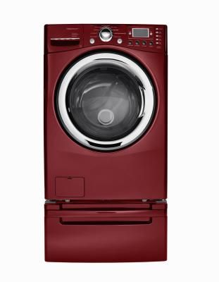 how to clean mold on front load washer