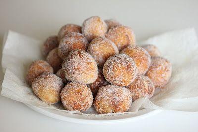 Easy Sugared doughnuts using Pillsbury biscuit dough | Kirbie's ...