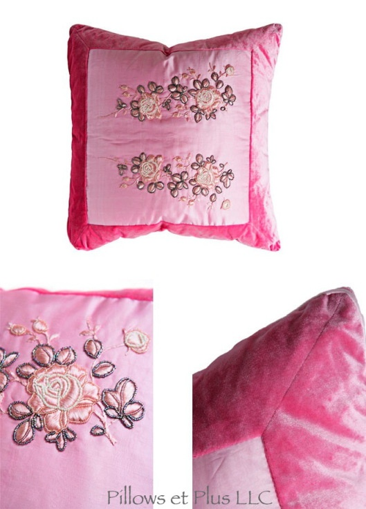 Magdalene Zureiqat Pillows et Plus LLC couture  | Favorite Des…