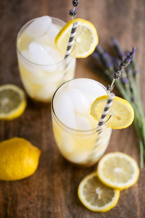 lavender lemonade | Drinks and beverages | Pinterest