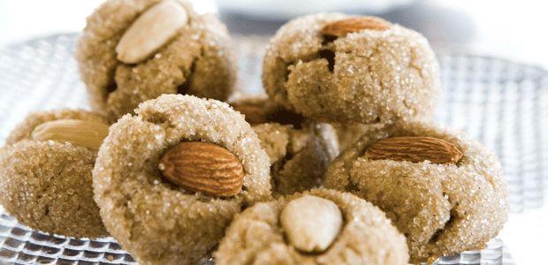 Amaretti Cookies   Recipes   Pinterest