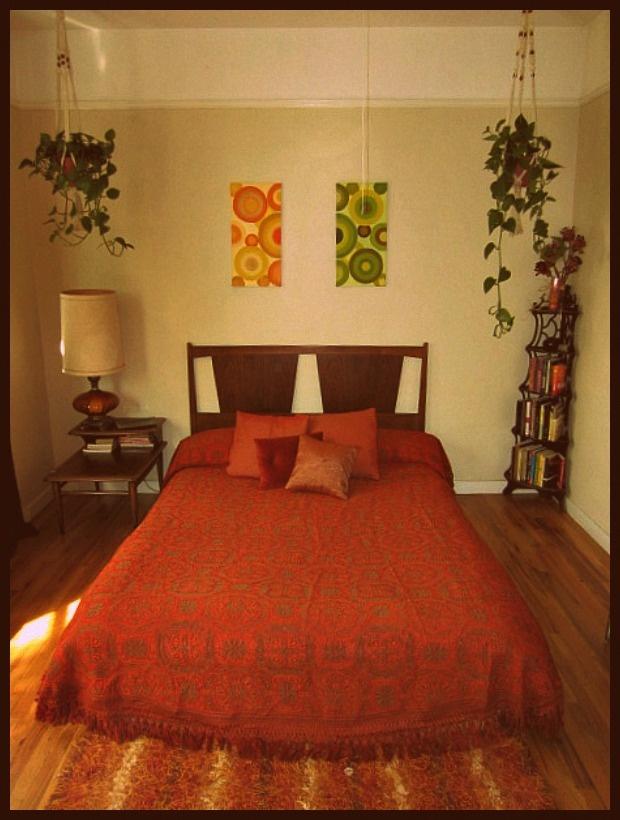 Eclectic Mid Century Bedroom Mid Century Furniture Pinterest