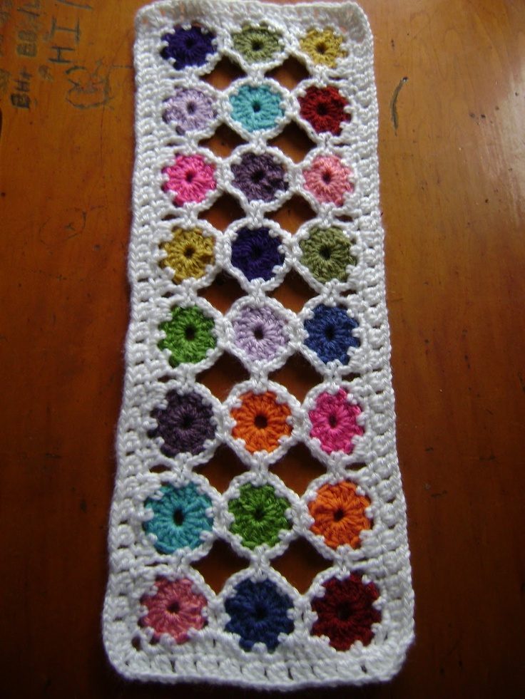 Crocheting Yo : crochet yo yo stitch - free pattern on Ravelry. Lovely!