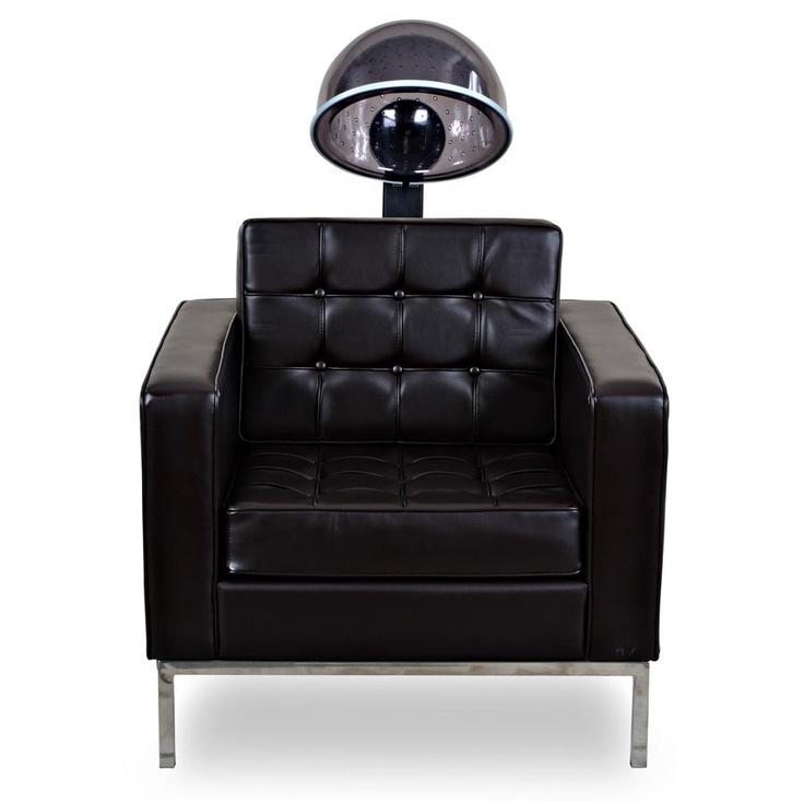 Salon Chair with hair dryer My future salon