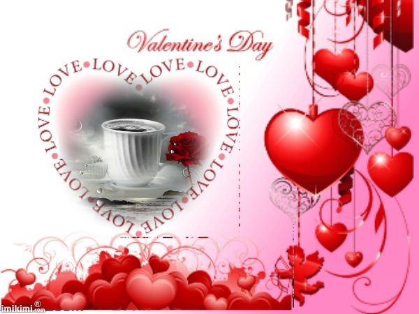valentine's day coffee gift basket