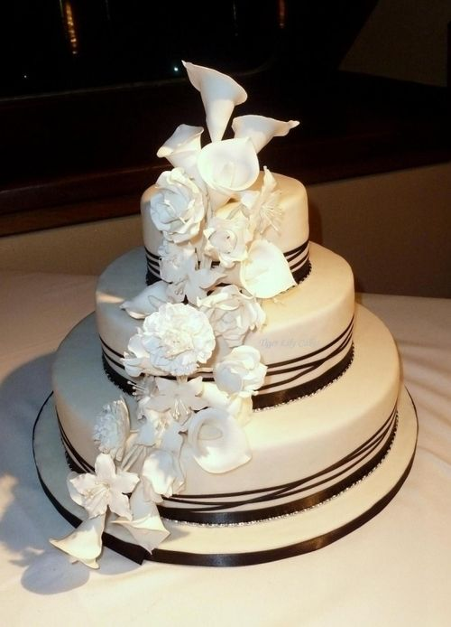 New Cake Decoration Ideas : New Years Cakes Decoration Ideas 87142 New Year S Wedding